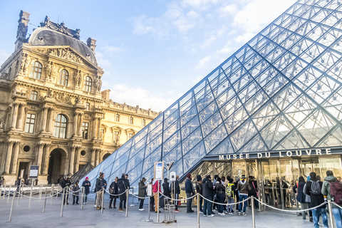 Guided tours in Paris