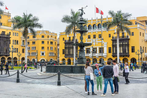 Day Trips & Excursions in Lima
