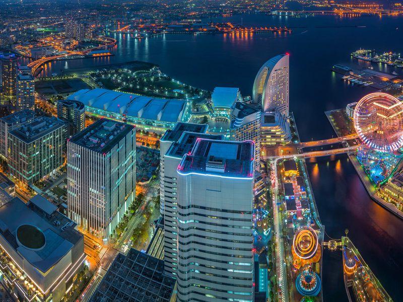 Экскурсии в Йокогаме