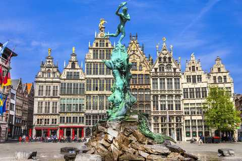 Guided tours in Antwerpen