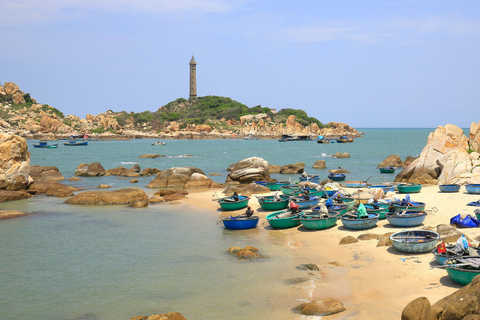 Guided tours in Phan Thiet