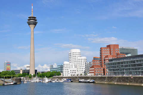 Guided tours in Duesseldorf