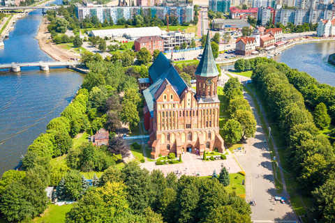 Guided tours in Kaliningrad