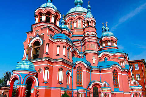 Day Trips & Excursions in Irkutsk