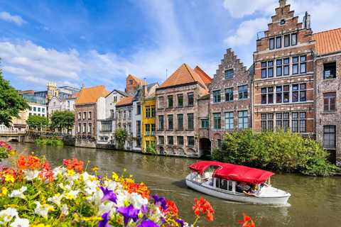 Guided tours in Gent
