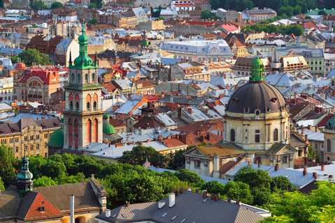 Day trips in L'viv with local guides