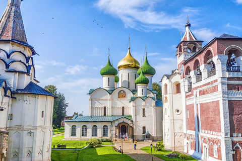 Day Trips & Excursions in Suzdal