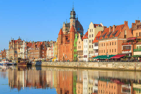 Sightseeing tours in Gdansk