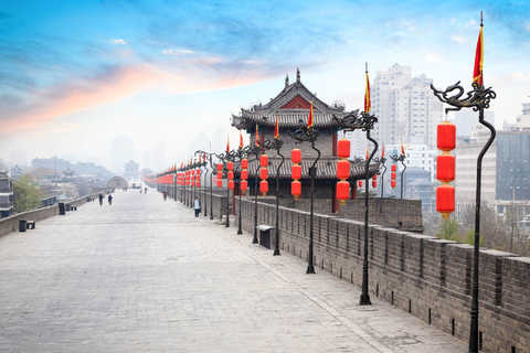 Excursies in Xi'an