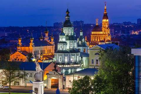 Day trips in Kharkiv with local guides
