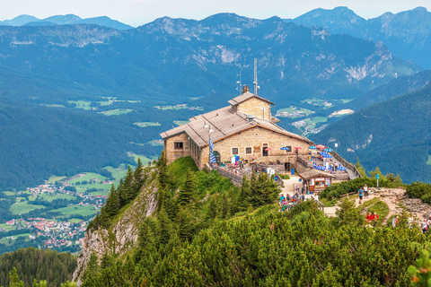 Sightseeing-Touren in Berchtesgaden