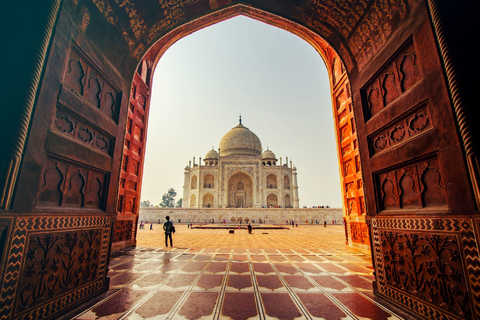 Day Trips & Excursions in Agra