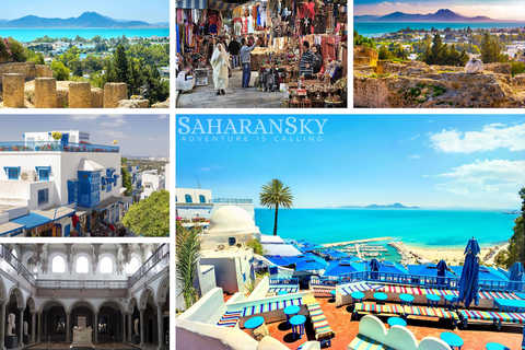Excursies in Carthago