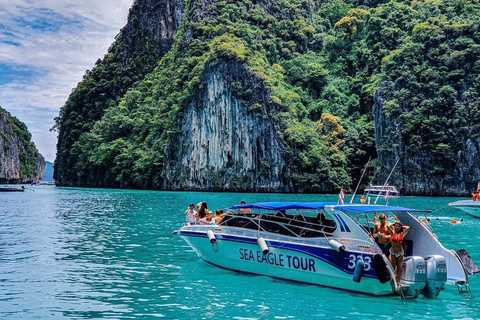 Guided tours in Phi Phi Islands