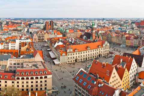 Day trips in Wroclaw with local guides