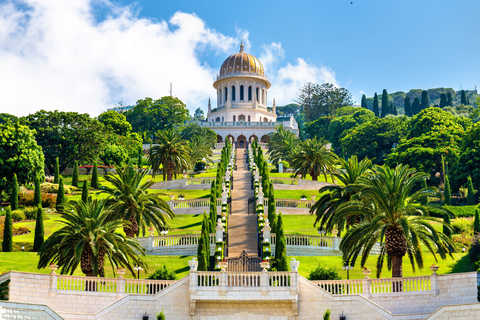 Guided tours in Haifa
