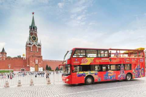 Day trips in Moscow with local guides