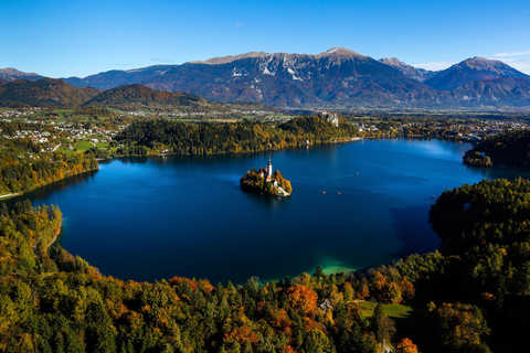 Day trips in Ljubljana with local guides