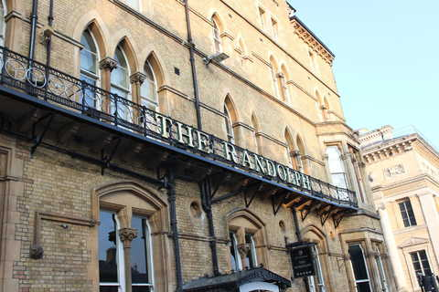 Guided tours in Oxford