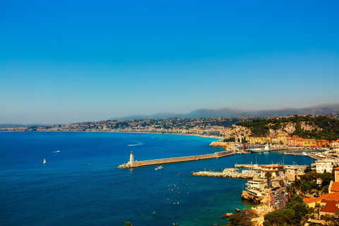 Sightseeing tours in Nice