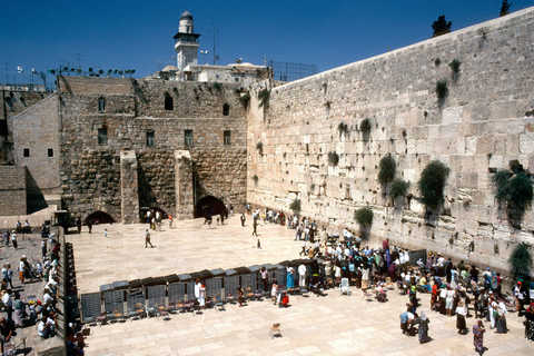 Day Trips & Excursions in Jerusalem